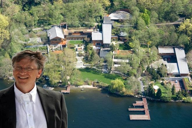 Μπιλ Γκέιτς: 19 απίστευτα πράγματα που ίσως δεν γνωρίζετε για την περιουσία του