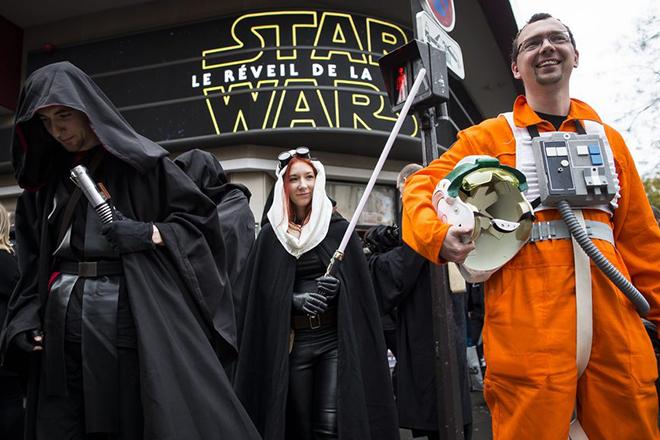 Το νέο Star Wars «έσπασε» τα ταμεία σε όλο τον κόσμο