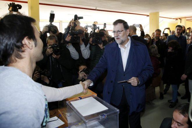 Ισπανία-Εκλογές: Πρώτο το Λαϊκό Κόμμα χωρίς απόλυτη πλειοψηφία