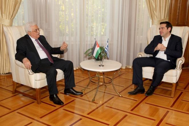 Αμπάς: Αυτή είναι η τελευταία ευκαιρία για επίλυση του Παλαιστινιακού