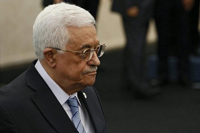 Στη Βουλή ο Παλαιστίνιος Πρόεδρος Μαχμούντ Αμπάς