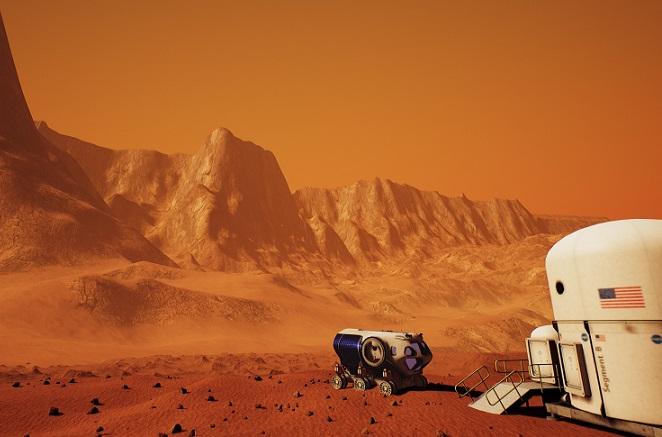 Ο καθένας μπορεί πια να εξερευνήσει τον Άρη