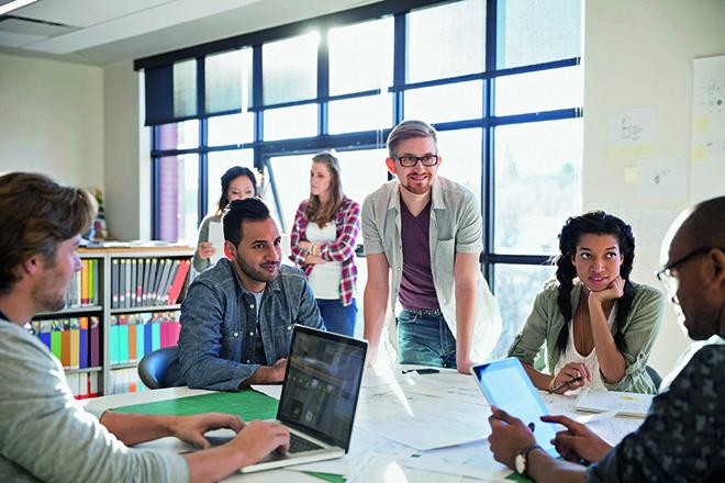 H SAP ποντάρει στους νέους επιχειρηματίες