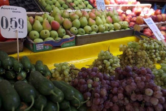 «Σύννεφα» στις εξαγωγές ελληνικών φρούτων και λαχανικών