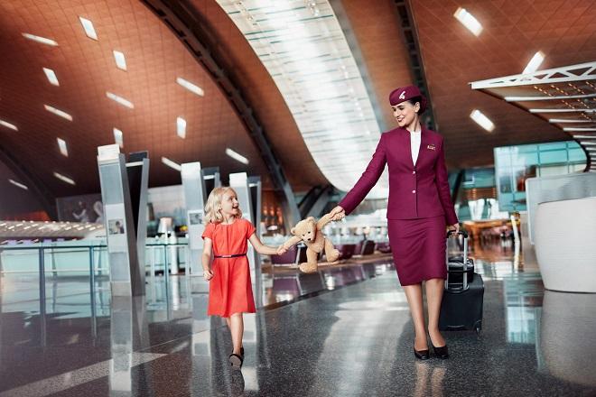 Η νέα καμπάνια της Qatar Airways εμπνέει τους επιβάτες της να πραγματοποιήσουν τα όνειρά τους