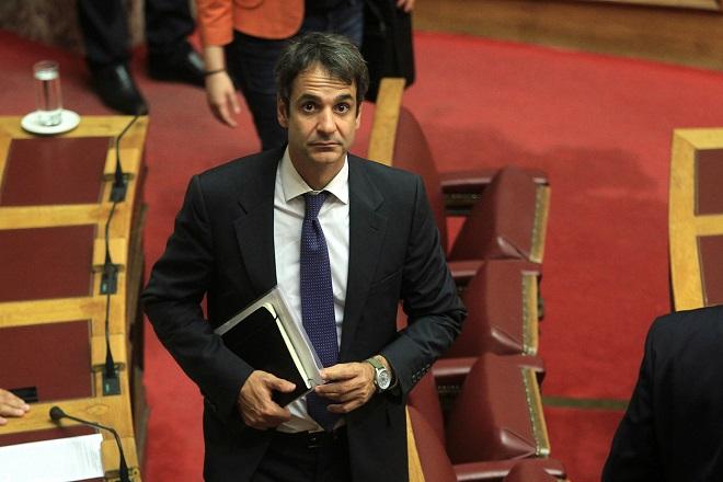 WSJ: Σημείο καμπής για την Ελλάδα η υποψηφιότητα Μητσοτάκη