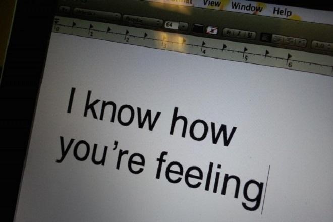 Οι υπολογιστές που θα κατανοούν τα συναισθήματά σας έρχονται του χρόνου