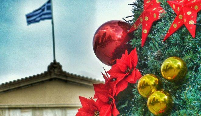 Χριστουγεννιάτικη ΠΝΠ έφερε η κυβέρνηση