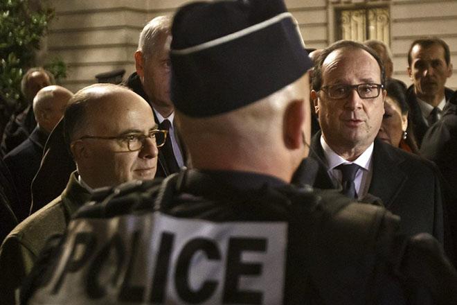 Πρωτοχρονιά με 622 συλλήψεις έκανε η Γαλλία
