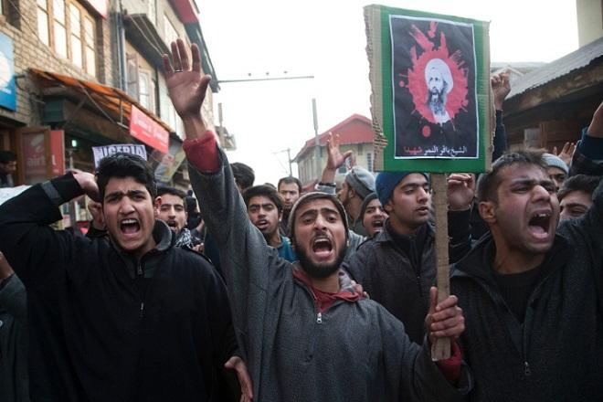 Καζάνι που βράζει η Μ.Ανατολή μετά την εκτέλεση σιίτη ιερωμένου
