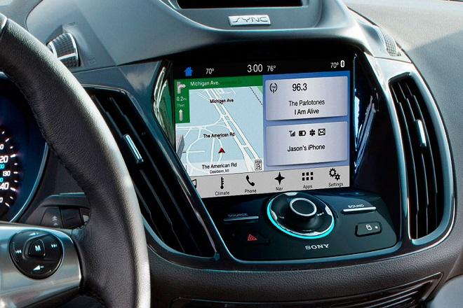 Πώς οι οδηγοί της Ford θα ελέγχουν το αυτοκίνητο μέσω iPhone ή Android