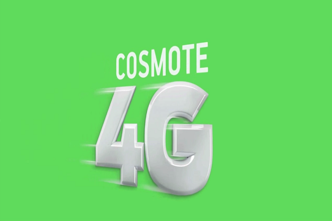4G COSMOTE
