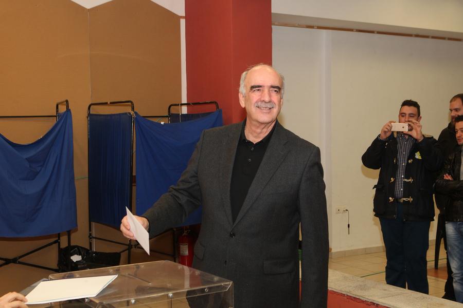Παραδέχθηκε την ήττα του ο Μεϊμαράκης – Συγχαρητήρια σε Μητσοτάκη