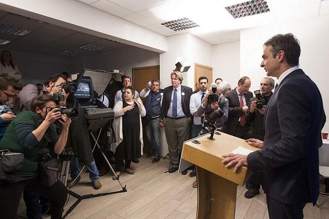 Ντίξον: Επιτέλους αξιόπιστη αντιπολίτευση στην Ελλάδα