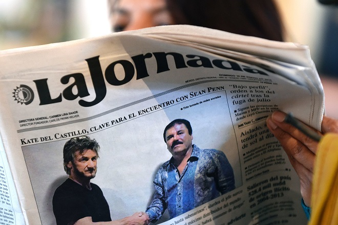 Ξεπούλησαν τα πουκάμισα του «Ελ Τσάπο»