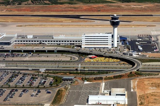 Άνοδος 8,8% της επιβατικής κίνησης στο «Ελευθέριος Βενιζέλος» το Μάρτιο