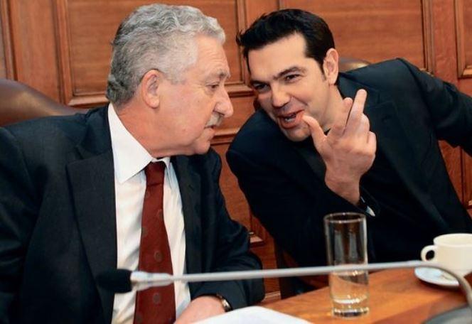 Ωριμάζουν οι συνθήκες για επιστροφή Κουβέλη στον ΣΥΡΙΖΑ