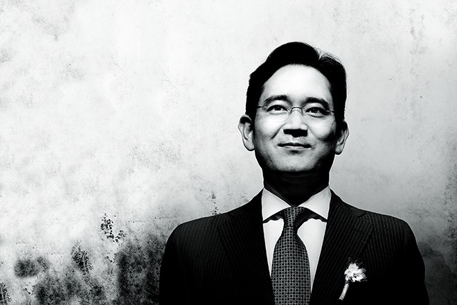 1 June 2015 - Seoul, South korea : South Korean Lee Jae-Yong, vice chairman of Samsung Electronics Co., attends the 2015 HO-AM Prize ceremony which was established by Lee Kun-Hee, chairman of Samsung Group, at Ho Am Art hall in Seoul, South Korea, on June 1, 2015. Photo Credit: POOL *** Please Use Credit from Credit Field ***