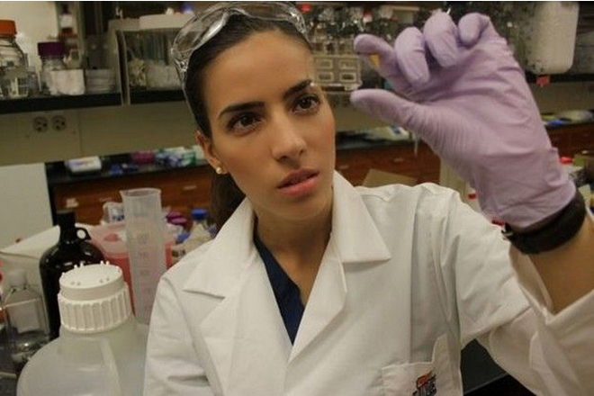 Η 27χρονη Ελληνίδα που θέλει να αλλάξει τον κόσμο των μεταμοσχεύσεων