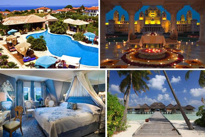 Αυτά είναι τα 25 καλύτερα ξενοδοχεία στον κόσμο