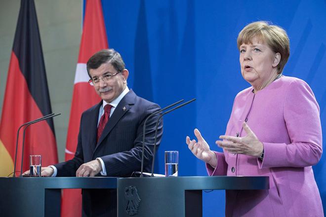 Μέρκελ: Η Τουρκία δεσμεύτηκε να κάνει τα πάντα για την ανάσχεση των προσφυγικών ροών