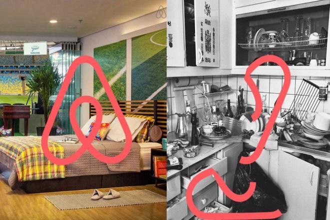 Μήπως η εμπειρία της Airbnb είναι αηδιαστική;