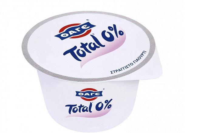 Σαρώνει το γιαούρτι Total στη Βρετανία