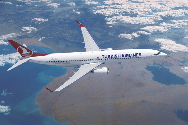 Turkish Airlines: Αύξηση 25% στην επιβατική κίνηση προς τα αεροδρόμια Αθήνας και Θεσσαλονίκης