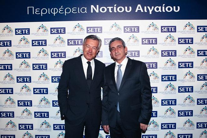 Τριετές στρατηγικό σχέδιο ανάπτυξης τουρισμού από την Περιφέρεια Νοτίου Αιγαίου