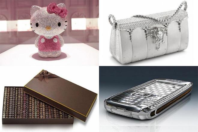 Τα πιο ακριβά άχρηστα αντικείμενα στον κόσμο