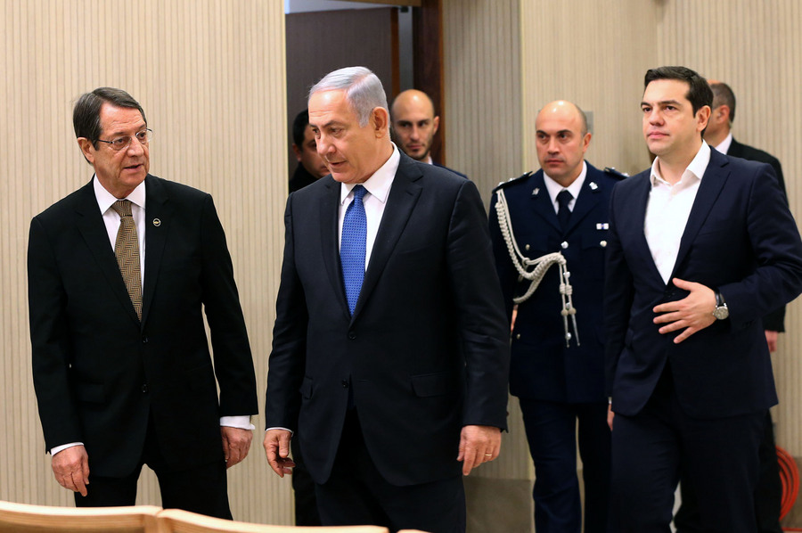 Τι σημαίνει η συμφωνία Ελλάδας – Ισραήλ – Κύπρου για το νέο αγωγό