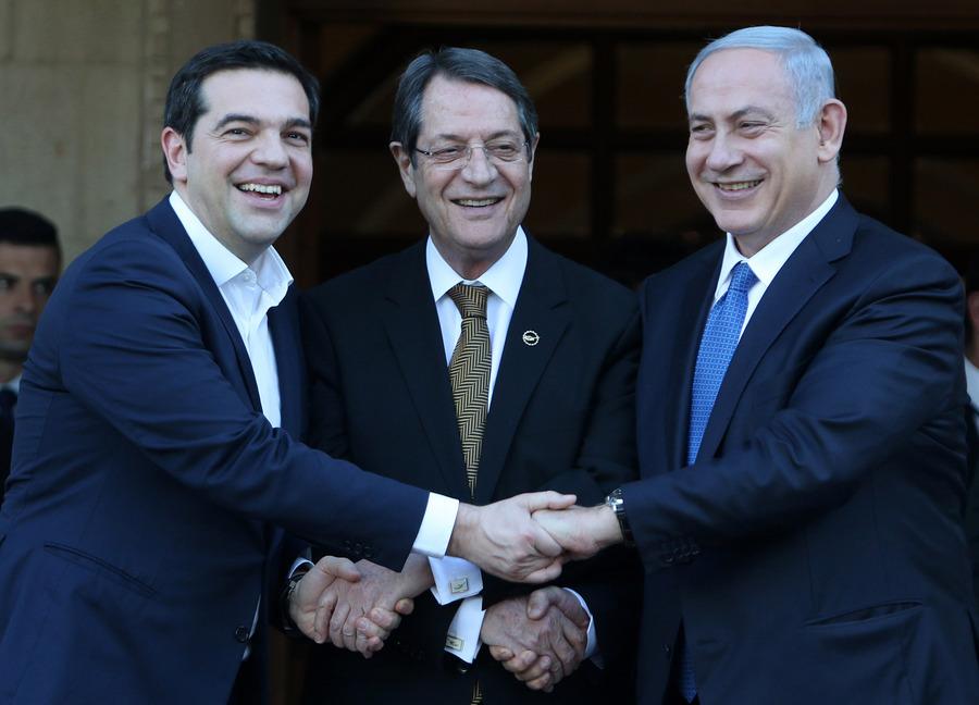 Ξεκινά η μελέτη για αγωγό φυσικού αέριου από το Ισραήλ μέσω Ελλάδας