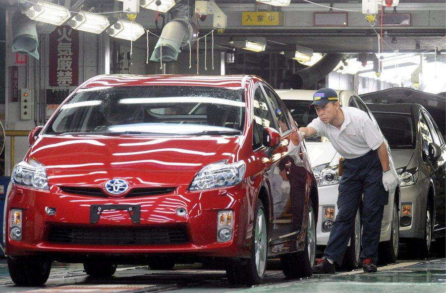 Η Toyota σταματά για μια εβδομάδα ολόκληρη την παραγωγής της στην Ιαπωνία