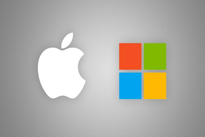 Η Apple «χτυπάει» τη Microsoft στα tablets