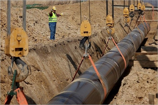 Αδειαδοτήθηκε ο ελληνοβουλγαρικός αγωγός φυσικού αερίου από τη ΡΑΕ