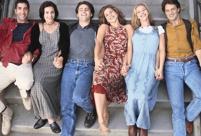 Δείτε το πρώτο βίντεο απ' την επανασύνδεση των Friends