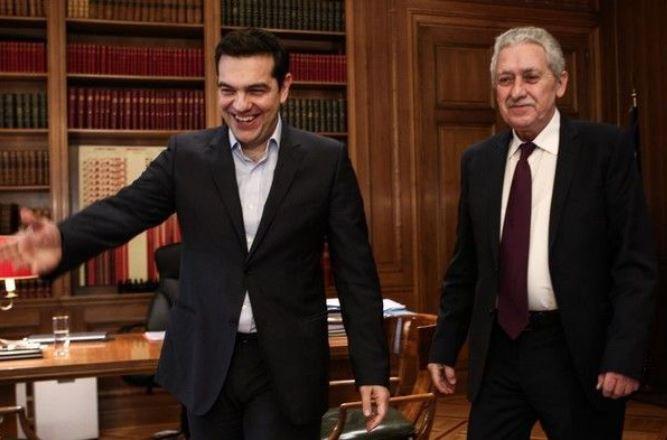 Το «φλερτ» του ΣΥΡΙΖΑ με τον Κουβέλη και την κεντροαριστερά