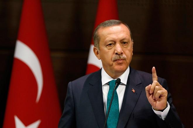 Ερντογάν: Δεν υπάρχει διαφορά μεταξύ των Γκιουλενιστών, του PKK και του ISIS