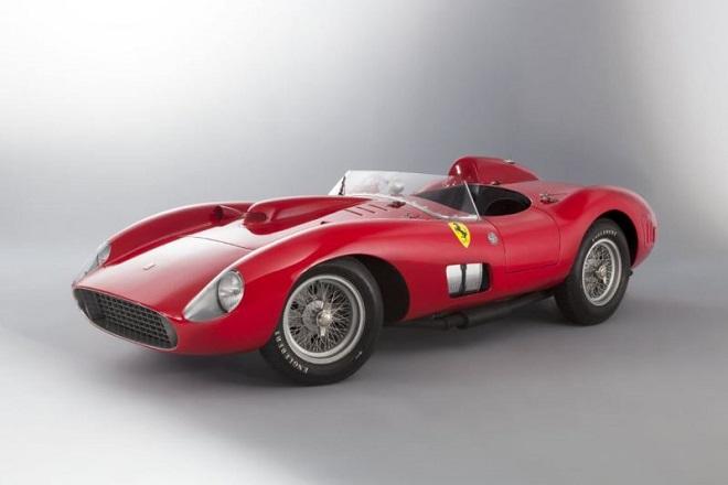 Τιμή ρεκόρ για μια  Ferrari σε δημοπρασία