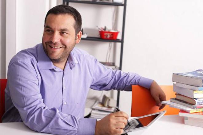 Δημήτρης Τσίγκος: Εκπλήσσονται οι ξένοι με τα ελληνικά startups