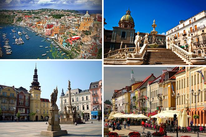 Ποιες πόλεις της Ευρώπης προσφέρουν καλή και φθηνή διαμονή;