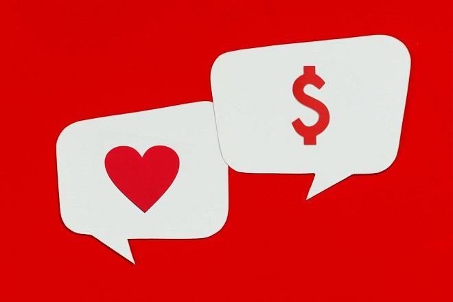 Γίνεται τα χρήματα να δώσουν νόημα στην ερωτική σας ζωή;