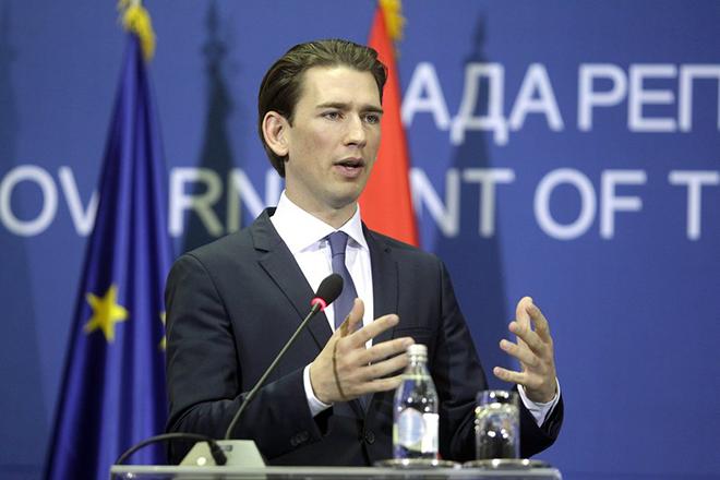 Νέες κατηγορίες κατά της Ελλάδας από τον Αυστριακό υπουργό Εξωτερικών
