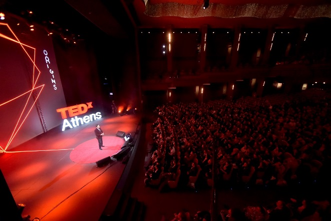 TEDxAthens: Πάνω από 1.500 επισκέπτες ταξίδεψαν στις δικές τους αφετηρίες