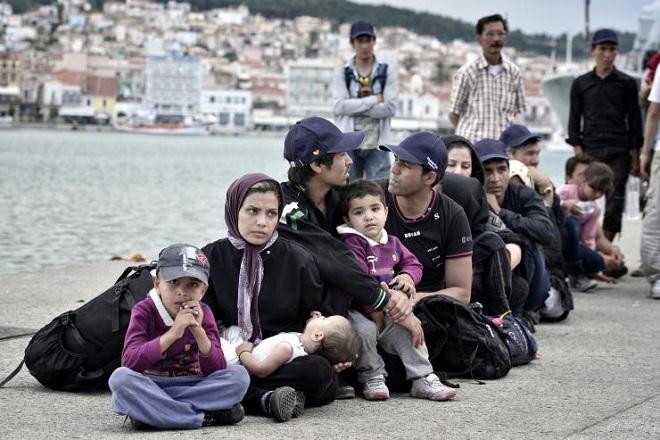 Καλά νέα από την Κομισιόν: Βλέπει πρόοδο για το προσφυγικό