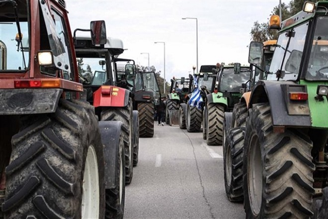αγροτες
