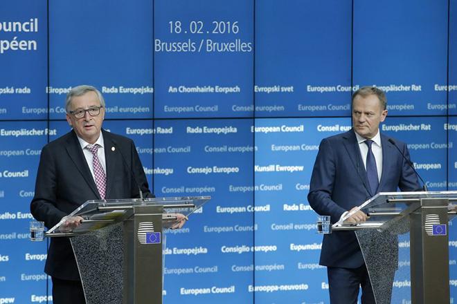 Τι συμφώνησαν οι 28 της ΕΕ για το προσφυγικό, τη Σένγκεν και την Ελλάδα