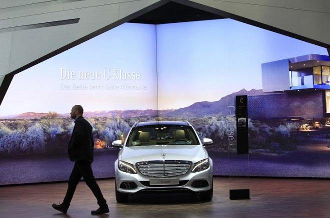 Η Mercedes μηνύεται για παραβίαση των εκπομπών ντίζελ