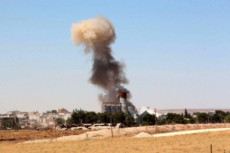 Το Συμβούλιο Ασφαλείας απέρριψε τη ρωσική πρόταση για παύση πυρός της Τουρκίας στη Συρία