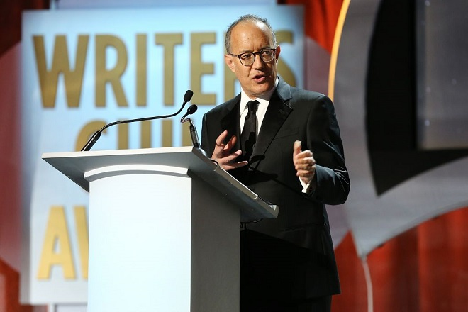 2016 Writers Guild Awards L.A. Ceremony at the Hyatt Regency Century Plaza on February 13, 2016 in Los Angeles, California.